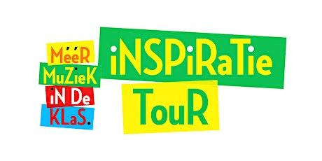 Méér Muziek in de Klas Inspiratietour en congres Het Swingende Kinderbrein tickets