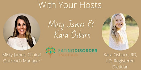 Coffee and Conversations with Misty James and Kara Osburn tickets