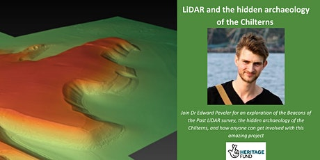 LiDAR and Citizen Science: Identify the hidden archaeology of the Chilterns tickets