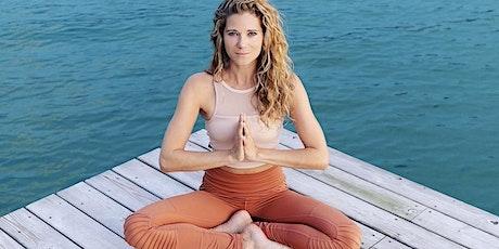 """Deep & Slow"" Yoga im TANZRAUM Penzberg Tickets"