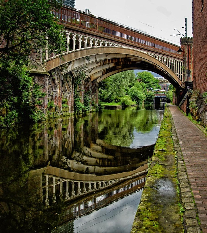The Grand Canals of Manchester (West to Castlefield) image