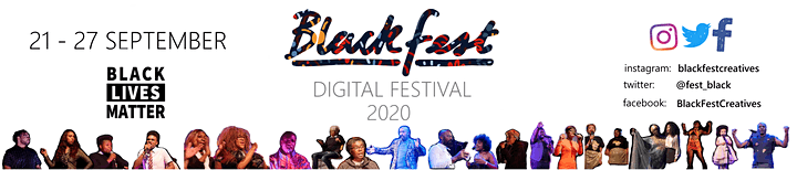 BlackFestDigital 2020 Presents: Black LGBTQi Matters image