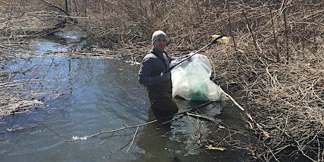 Community Volunteer Day- Tibbetts Brook Trash Removal tickets