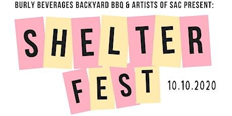 ShelterFest Sacramento tickets