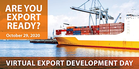 Export Development Day (Virtual) tickets