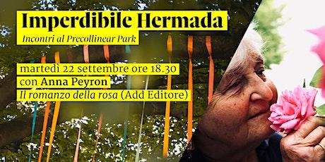 Imperdibile Hermada / con Anna Peyron biglietti