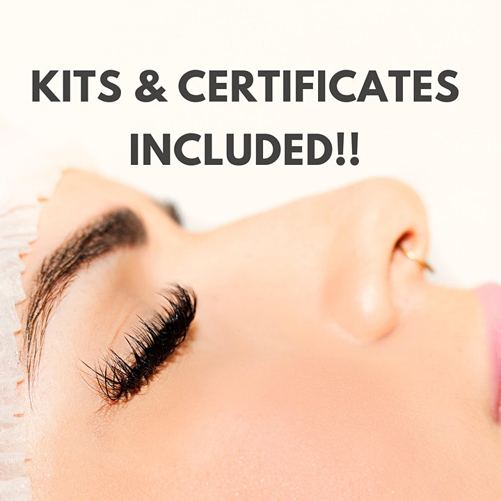 LEARN 2 LASH ATL!!! Quality Training at an AFFORDABLE PRICE!!! image