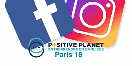 POSITIVE PLANET - Paris 18 -  Instagram / Facebook billets