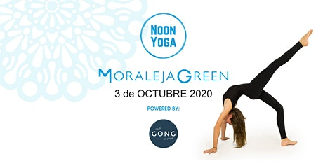 Noon Yoga Moraleja Green by Gong entradas