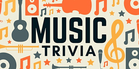 "Virtual Team Trivia: ""Music Lover Trivia"" tickets"