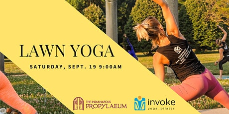 Lawn Yoga @ the Propylaeum tickets