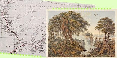 The Digital Editing of David Livingstone's Missionary Travels Manuscript tickets