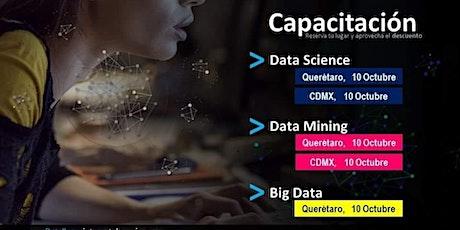 Data Science, Data Mining, Big Data - Capacitación