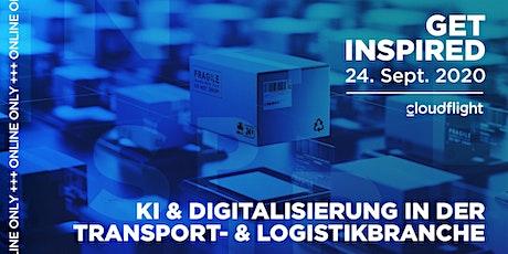 Get Inspired - KI & Digitalisierung in der Transport- & Logistikbranche Tickets