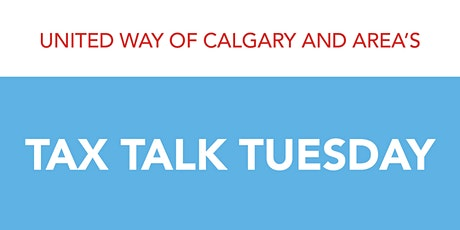 Tax Talk Tuesday tickets