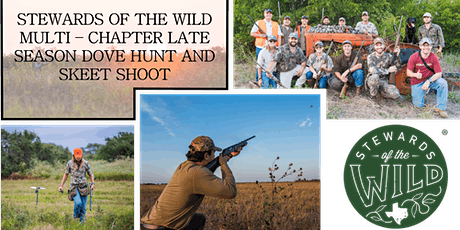Stewards of the Wild Multi-Chapter Dove Hunt #2 tickets