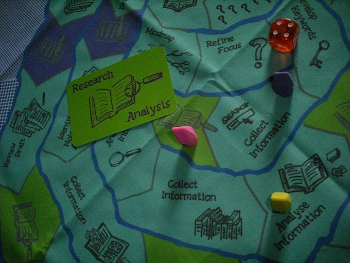 Playful University Monthly Meeting: Alke Gröppel-Wegener image