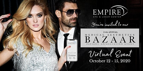 11th Annual Medical Aesthetics Bazaar Virtual Event tickets