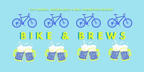 KC: Bike & Brews with City Barrel tickets