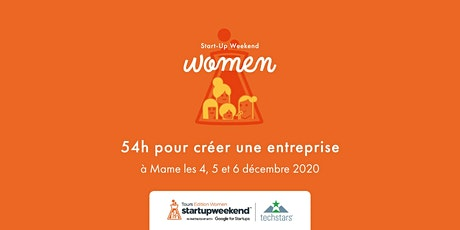Techstars Startup Weekend Tours édition Women 2021 billets