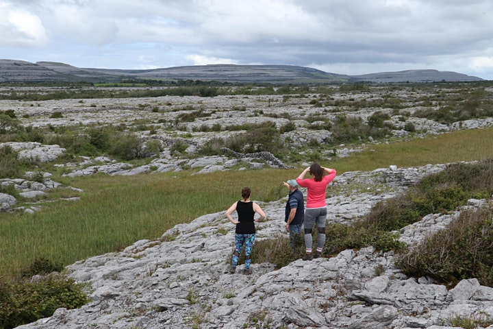 Burren Sunday Morning  Hike image