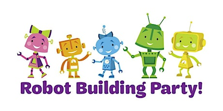 Girl Scouts Louisiana East- You're Invited to a Robot Building Party! tickets