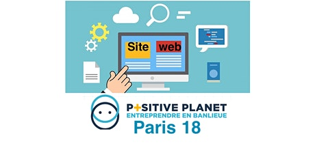 POSITIVE PLANET - Paris18 - Site web et référencement SEO (en présentiel) billets