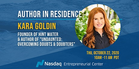 Author in Residence with Kara Goldin of Hint Water tickets