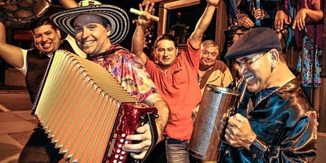 The Viva Vallenato Cumbia Band tickets