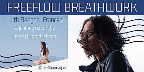 FREEFLOW BREATHWORK Journey & Online Community Gathering tickets