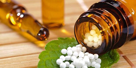 Homeopathy 101: Basics for Family & Self Care tickets