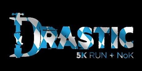 Drastoberfest 5K + NoK tickets
