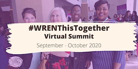 #WRENThisTogether Virtual Summit tickets