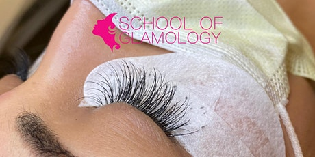 School of Glamology, Classic + Volume + Lash Styling, 2 DAY TRAINING!! tickets