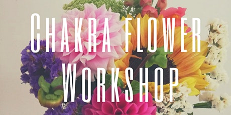Chakra Flower Workshop and Meditation tickets