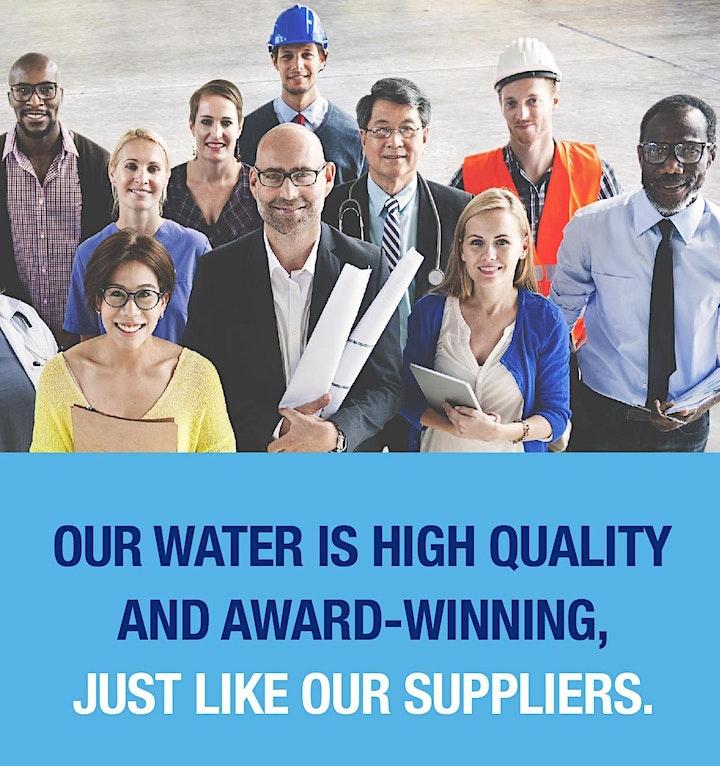 Louisville Water - Small Business Enterprise Application Workshop image