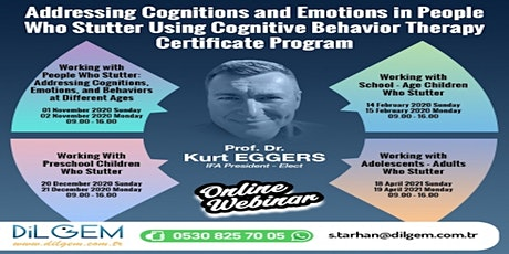 Addressing Cognitions and Emotions in People Who Stutter tickets