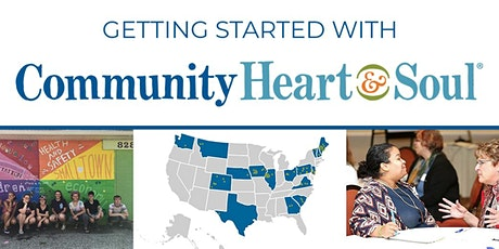 Getting Started with Community Heart & Soul Virtual Workshop Series tickets