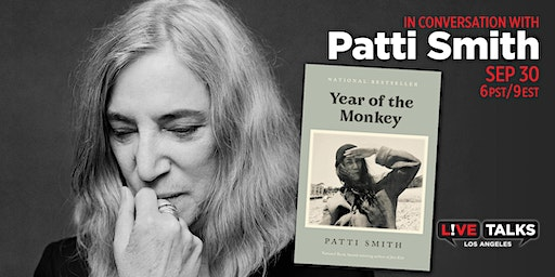 Patti Smith: Words, Images and Music