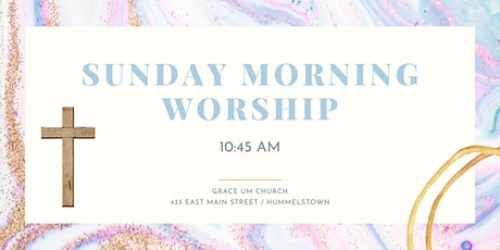 10:45am Sunday Worship tickets