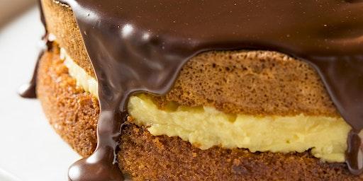 DIY: Boston Cream Pie