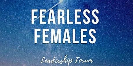 Fearless Females Leadership Forum tickets
