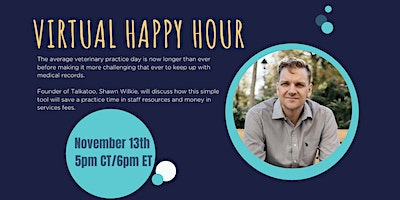 Happy Hour: Transcription Innovation a convo with Shawn Wilkie