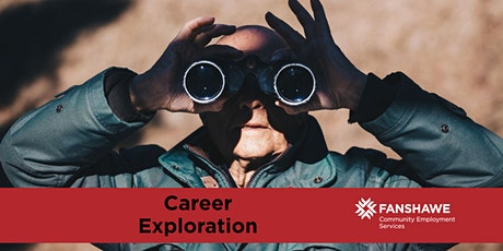 Career Exploration Workshop (Virtual) tickets