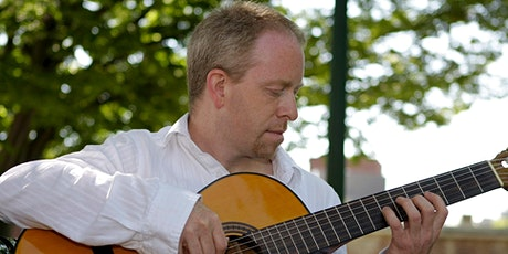 Fridays in the Rose: Scott Ouellette, Classical Guitar tickets