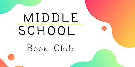 Middle School Book Club: Scythe | Neal Shusterman tickets
