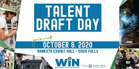 Talent Draft Day 2020 - October 8, 2020 tickets