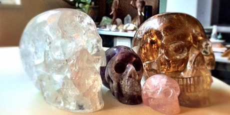 ONLINE Class: Healing with Crystal Skulls tickets