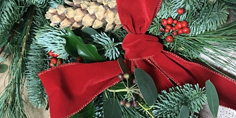 Festive Wreath Workshop tickets