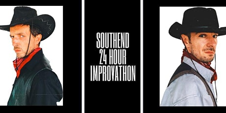 Southend 24 Hour Socially Distanced Improvathon 11am-12.45pm tickets